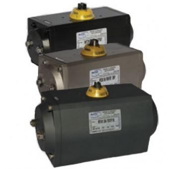 Пневматический привод серии MT со специальным покрытием