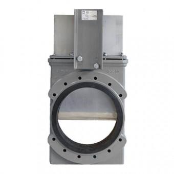 Шиберный затвор CMO, серия GL стандартного давления, двунаправленного типа, DN150, PN10 (GsC-ISO-NR)