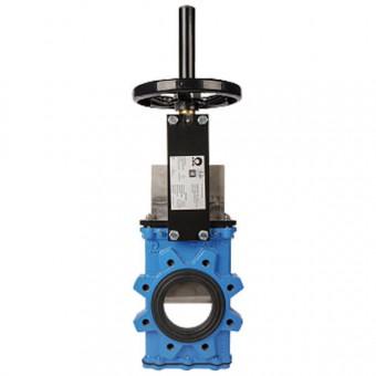 Шиберный затвор CMO, серия GL стандартного давления, двунаправленного типа, DN200, PN10 (CsP-HW-NR)