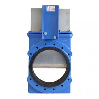 Шиберный затвор CMO, серия GL стандартного давления, двунаправленного типа, DN500, PN10(GsC-ISO-NR)