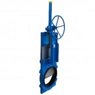 Шиберный затвор CMO, серия GL стандартного давления, двунаправленного типа, DN400, PN10