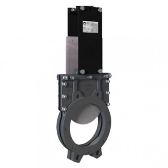 Задвижка шиберная CMO DN700 PN3 - UB-02-0700-PN3-ISO-E