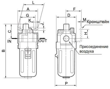 Фильтр KLSS-15